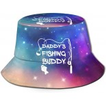 XISB2SDH Daddy's Fishing Buddy Fisherman Hat Sun Protection Packable for Summer Outdoor Traveling  B08XPBFZ58